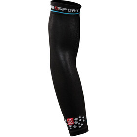 Compressport ArmForce - Calentadores - negro